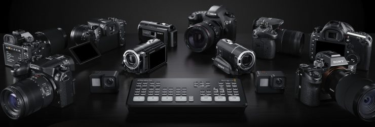Blackmagic Design kondigt de ATEM Mini Pro aan