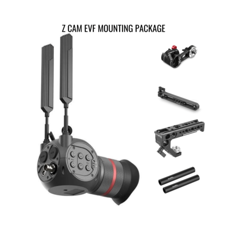 Z CAM EVF MOUNTING PACKAGE